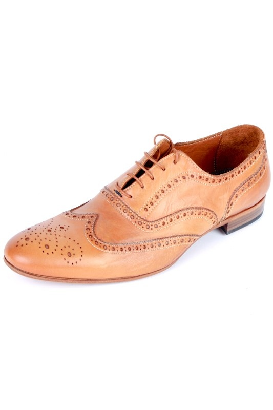 Chaussures Paul Smith Miller camel - 335€ - http://store.paia