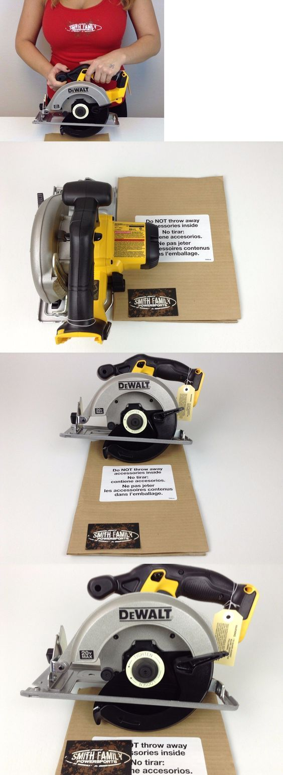 The 25 best cordless circular saw ideas on pinterest pink tool tools dewalt cordless circular saw dcs393b 20 volt max 6 12 greentooth Choice Image