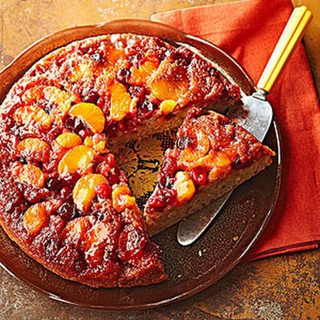 Cranberry Orange Upside-Down Spice Cake | Cakes and Cupcakes | Pinter ...