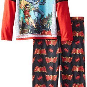 Pijama de Batman Niño Retro