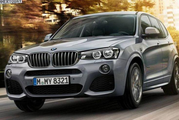 X3 (F25) BMW new - http://autotras.com