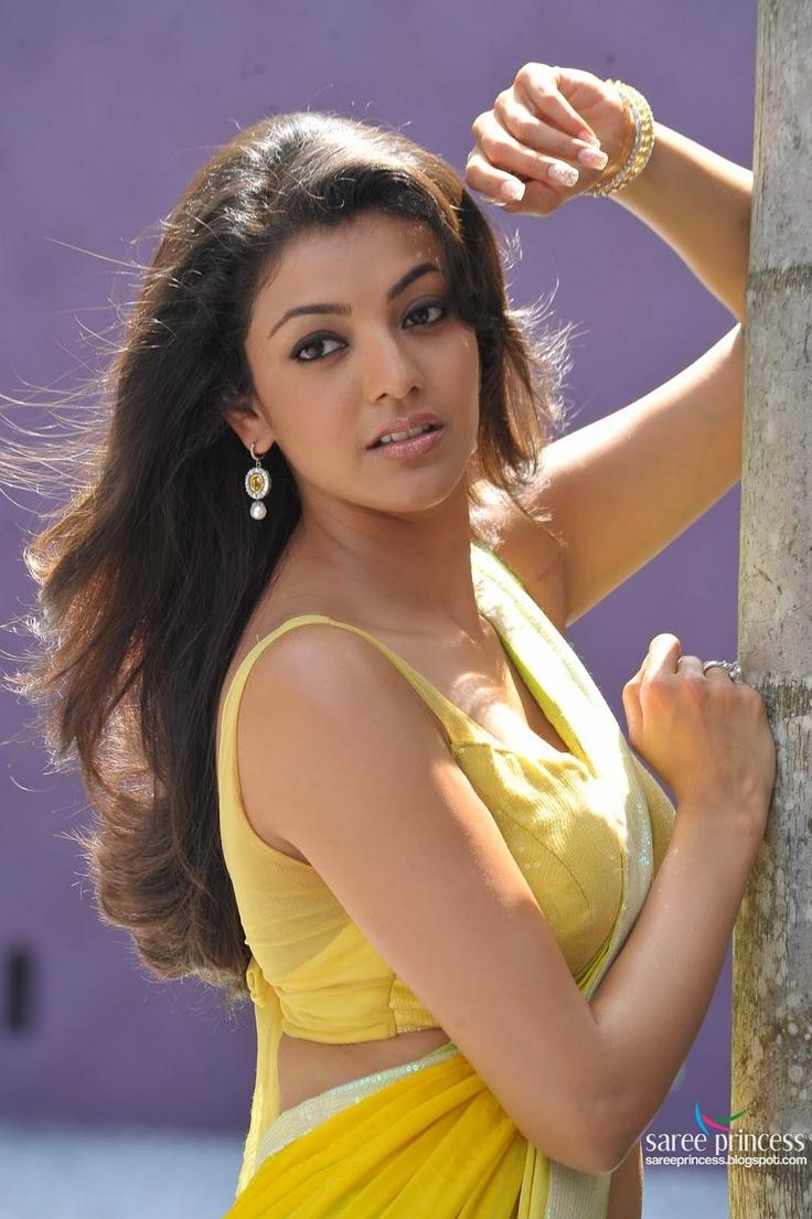 Wallpaper download kajal agarwal - Nice Actress Kajal Agarwal In Yellow Saree Photo Awesome Pics Pinterest Yellow Saree Actresses And Saree