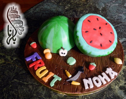... cake jr s fruit fruit ninja geeky cakes cool cakes baby shower party