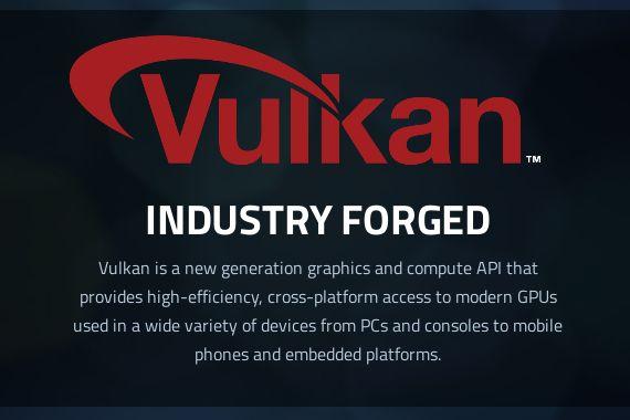 Vulkan API Ver.1 https://www.khronos.org/vulkan/