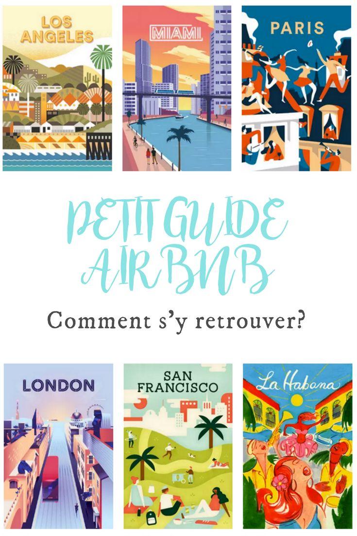 Guide AirBnb comment s'y retrouver? Tout ce que vous devez savoir avant de réserver un hébergement sur le site Airbnb.