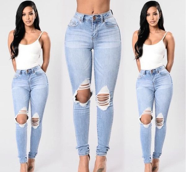 Free Shipping ( 6 -15 days DISCOUNT COUPON): XYF961    Product Code: W7EMJ041832LB    Take an evening stroll with stilletos and black shades on this blue skinny low waist denim from Costa's and let the world feel your vibe, designed with a pocket deco and zipper fly closure. Available now.    Product Description:  Color: Light Blue  Size: XS, S, M, L  Fit Type: Skinny  Material: Denim  Decoration: Pocket  Closure Type: Zipper Fly  Length: Full Length  Waist Type: Low Waist  Weight: 600 grams…