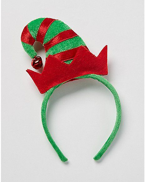 Mini Elf Headband - Spencer's