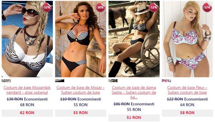 Costume de baie mărimi mari XXL ieftine - BuzzMag