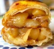 Recette - Nems aux pommes et au reblochon - Notée 4.4/5 par les internautes