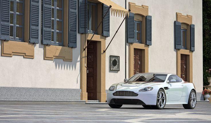 Aston Martin Vantage - Jaked3D