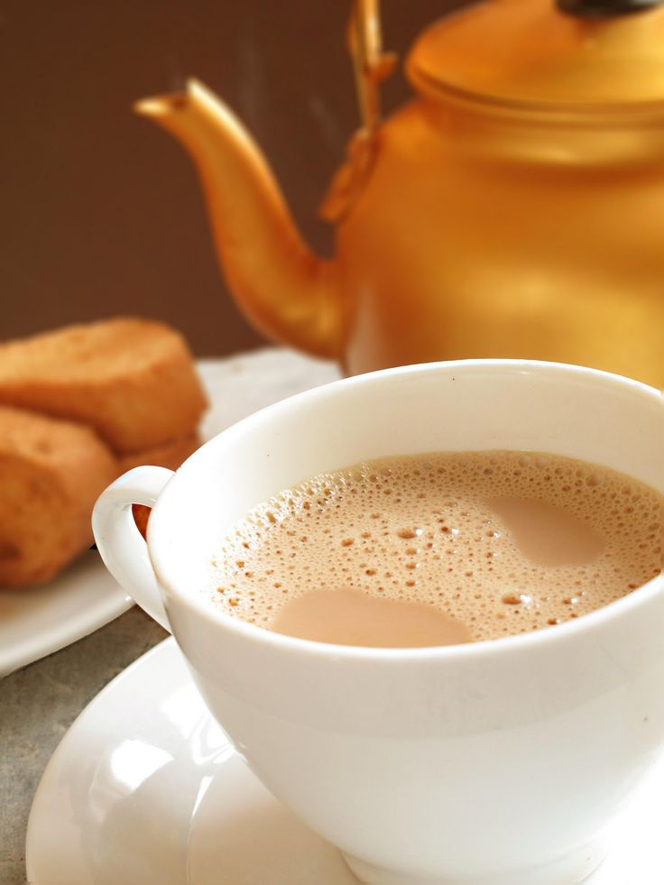 Nepali Milk Tea – Masala Tea or Chai