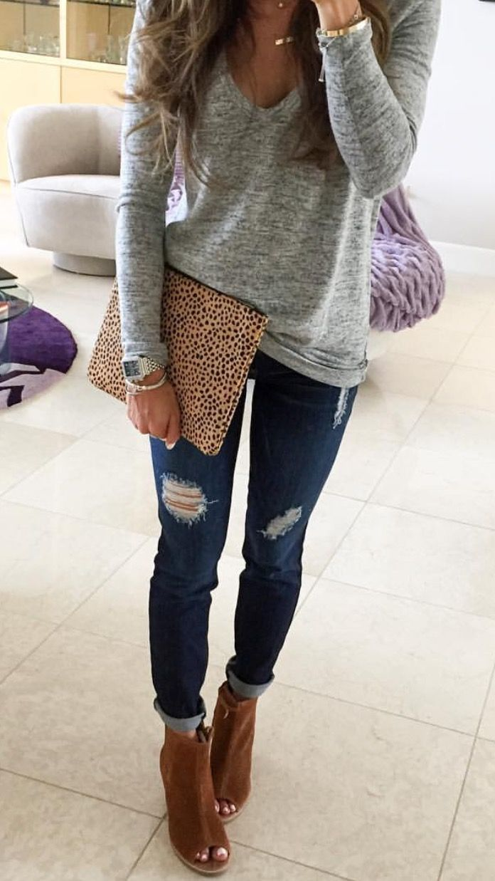 Trendy Fashion Blog: Best 25+ Early Fall Outfits Ideas On Pinterest