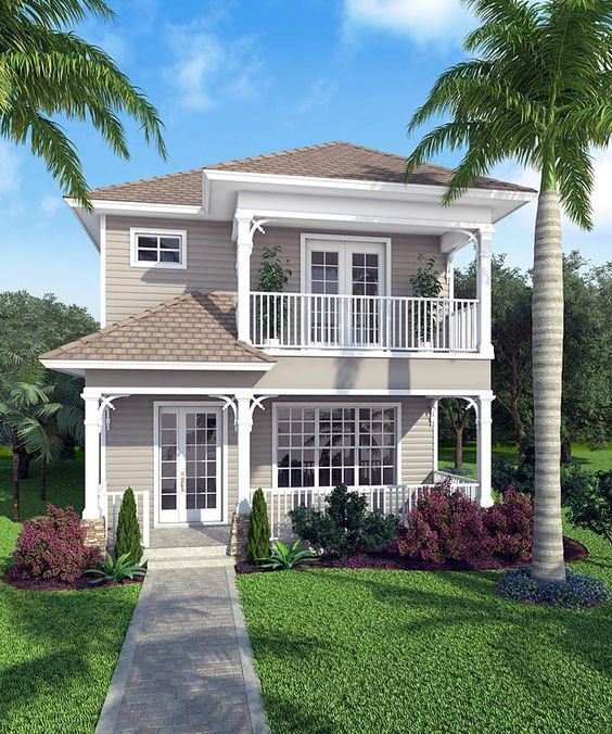 Would be a great vacation home. FamilyHomePlans.mobi | Plan Details