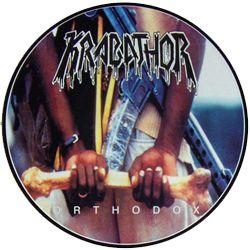 """KRABATHOR """"Orthodox"""" [LP (PD), 1998]"""