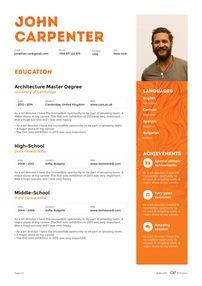 11 best [ Enhance Your Resume ] images on Pinterest | Modern ...