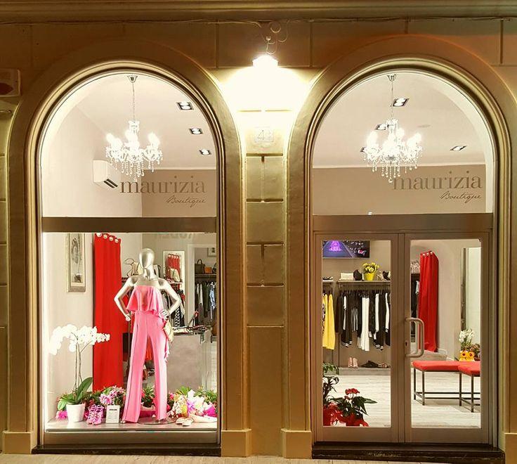 Maurizia Boutique abbigliamento,una nuova Location per un Nuovo Risultato, più che ottimo! http://tuttopernegozi.com/maurizia-boutique-abbigliamento-donna/