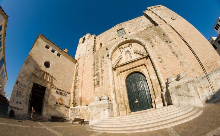 Mahón #Menorca #IslasBaleares #dosmaletas http://www.dosmaletas.com/2013/08/menorca-calas-y-playas.html