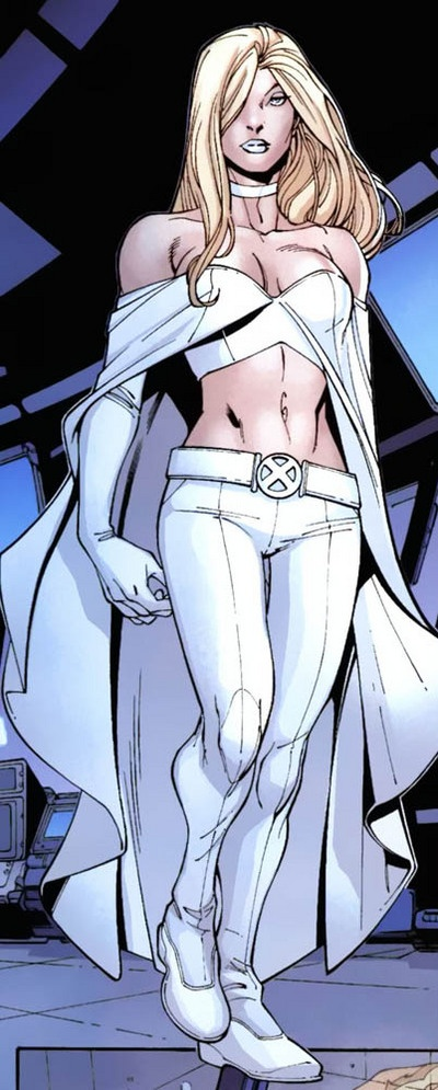 comics girls emma frost - photo #41