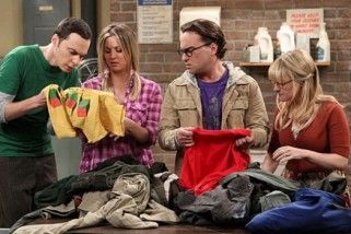 """My review of THE BIG BANG THEORY - """"The Scavenger Vortex"""" for The MacGuffin!"""