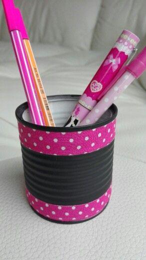 Pennen bakje