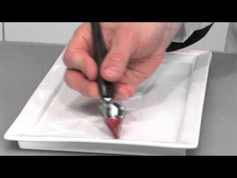 Cuillères plumes Spoon drop - Daudignac - Décoration assiettes - Bing video