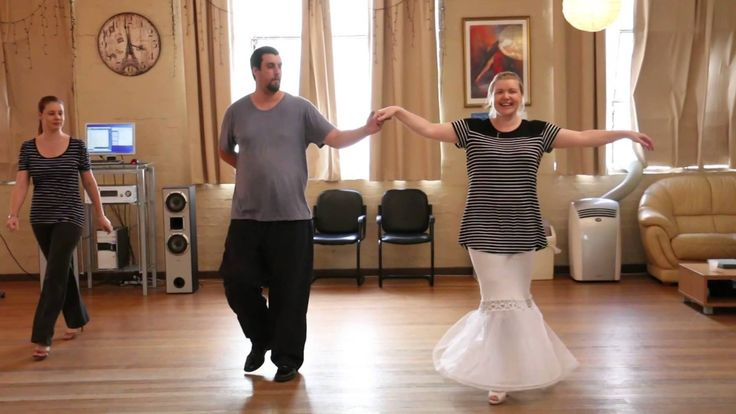 Nicole and Matt nail their first dance together as husband and wife