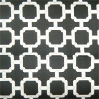 Hockley - Terrace Noir Contemporary Outdoor Fabric by Swavelle