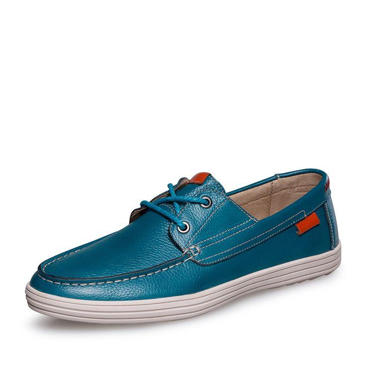 Shoes Mens Casual Shoes Lace-up Shoes Fashion Deck Shoes (Color : Silver Size : 41)