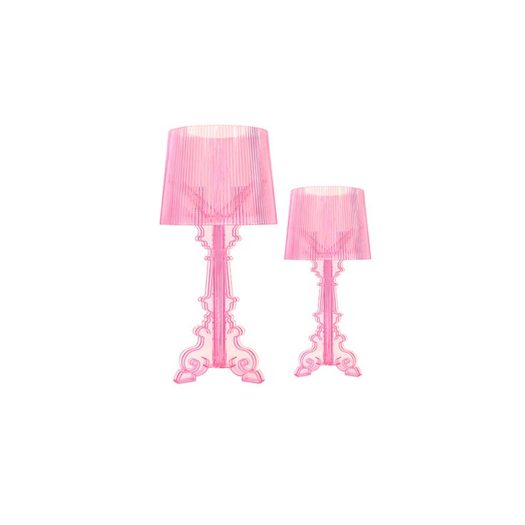 Cary Pink table lamp • Lux Lounge EFR (888) 247-4411 #Glamour #decor #pink #decoration #furniture #furniturerent #rent #luxurious #luxloungeefr #lighting