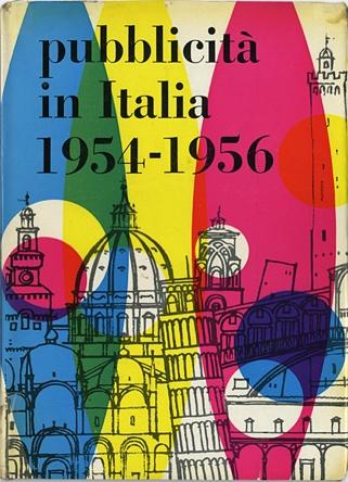 By Remo Muratore, 1956, Pubblicità in Italia, L'Ufficio Moderno, Milan, Italy.