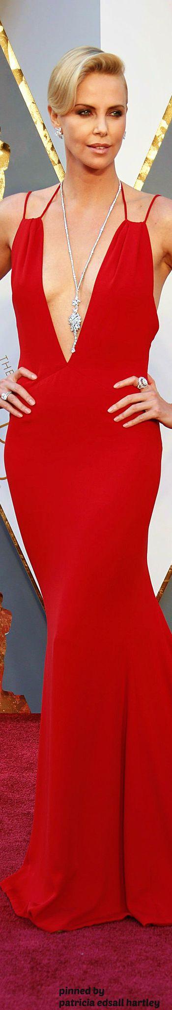 Charlize Theron - 2016 Oscars