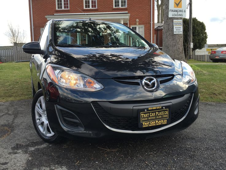 Check out the 2014 Mazda 2 Sport automatic transmission with $50.00 weekly payments. Featuring alloys, anti-lock brakes, climate control and a traction control system. CD player w/ USB input to play your favourite music were ever you go, as well as all power group and xenon headlights. Stop on in and test drive this compact gem today or apply online today.‪#‎Thatcarplace‬ ‪#‎Topchoiceaward‬ ‪#‎Readerschoiceaward‬ ‪#‎London‬ ‪#‎Ontario‬ ‪#‎Bestusedcardealership‬ #Mazda #2 #Sport‪‪‪