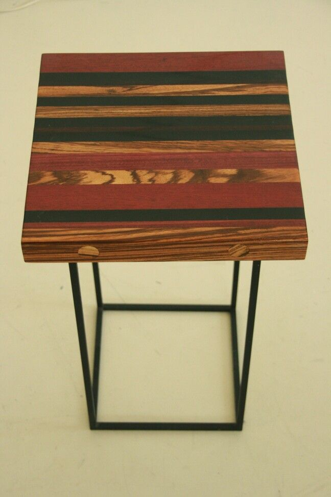 "Table "" zebra "" by Kees Elffers"