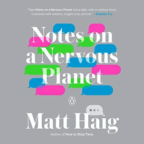 Notes on a Nervous Planet Audible Audiobook – Unabridged