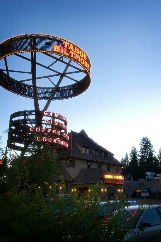 Tahoe Biltmore Casino Crystal Bay Nevada
