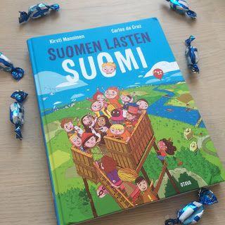 Luetaanko tämä?: Huikean hieno tietokirja Suomen lasten Suomi