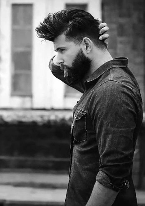 Prime 100 Greatest Medium Haircuts For Males – Most Versatile Size