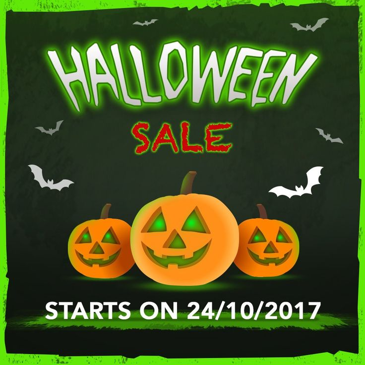 Spooky deals will haunt Nintendo #eShop when our Halloween Sale starts on 24/10. #NintendoSwitch #3DS #WiiU