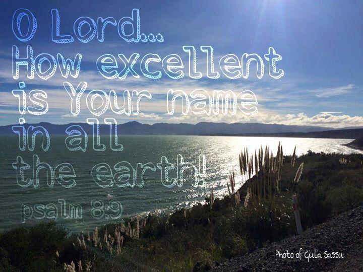 Psalm 8:9