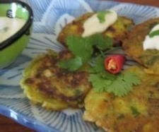 Recipe Thai Corn Fritters by jack65 - Recipe of category Starters