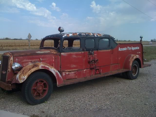 Old Time Trucks for Sale | Cool old big truck - Rat Rods Rule - Rat Rod, Rust Rods & Hot Rods ...
