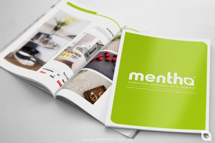 Nuestro portafolio de productos es tan especial, que hemos realizado el catálogo Mentha®️ para ti, dándote una infinidad de posibilidades para que des rienda suelta a tu imaginación y hagas realidad tus sueños con nosotros.  Puedes ver o descargar nuestro catálogo en el siguiente enlace:http://www.mentha.com.co/catalogo.pdf #QuieroMiCocinaMentha  #CocinasExclusivas #Cocinas #MobiliarioExclusivo #Mobiliario #EjeCafetero