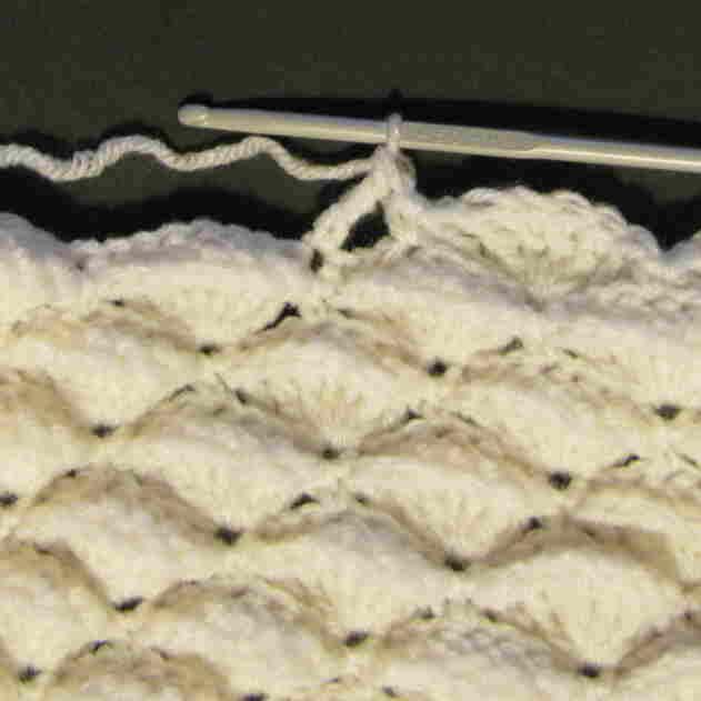 Umbrella Knitting Pattern : Best images about crochet stitch shells on pinterest