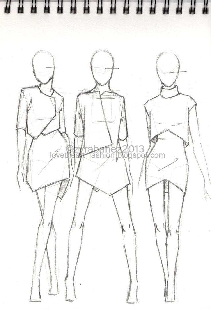 41 best printable templates fashion figure templates fashion