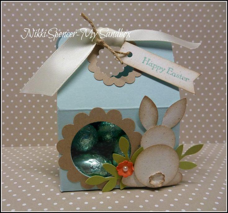 My Sandbox: Easter Bunny Box & Bag!.....
