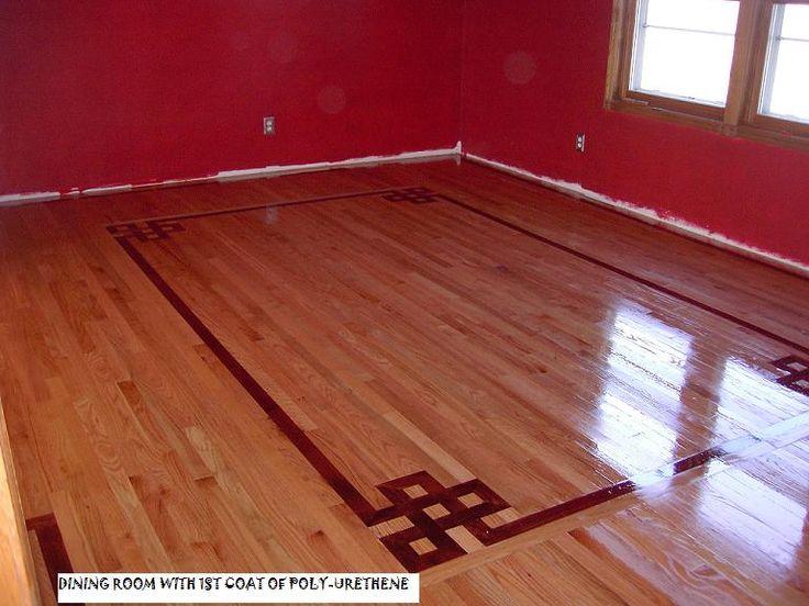 Laminate Floor Inlays : Best images about hardwood floor inlays on pinterest
