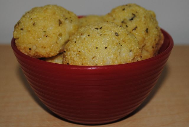 baked couscous balls (7) by Decorated11, via Flickr