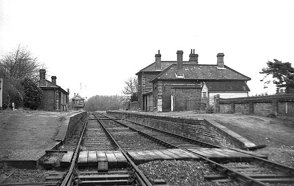 Disused Stations: Long Melford Station