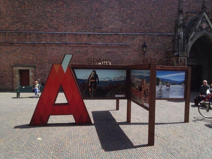 Domplein #Utrecht  #wayfinding  via @mijksenaar