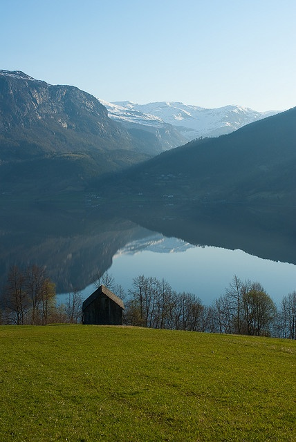 Granvin, Hardangerfjord, Norway - by Torbjørn T, via Flickr